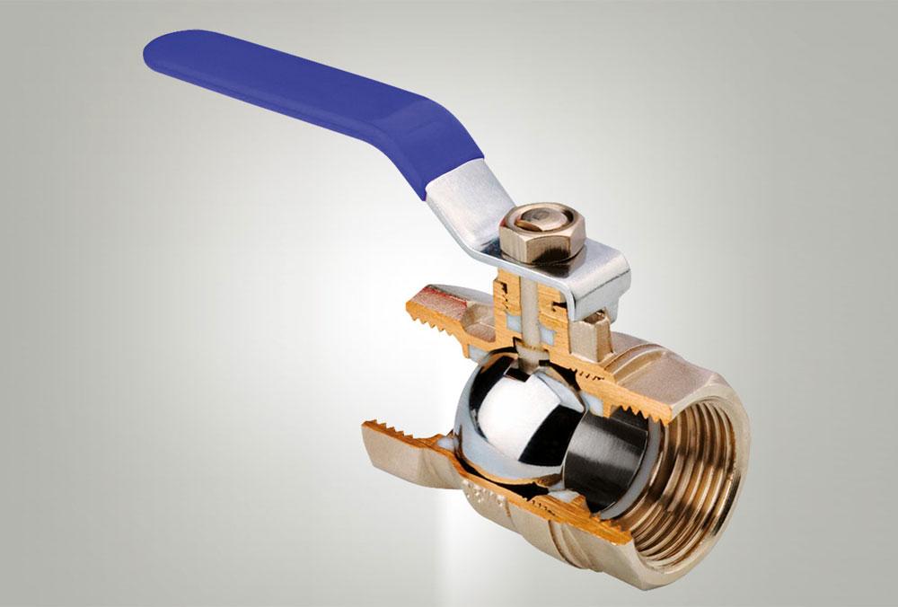 beer flow control valve