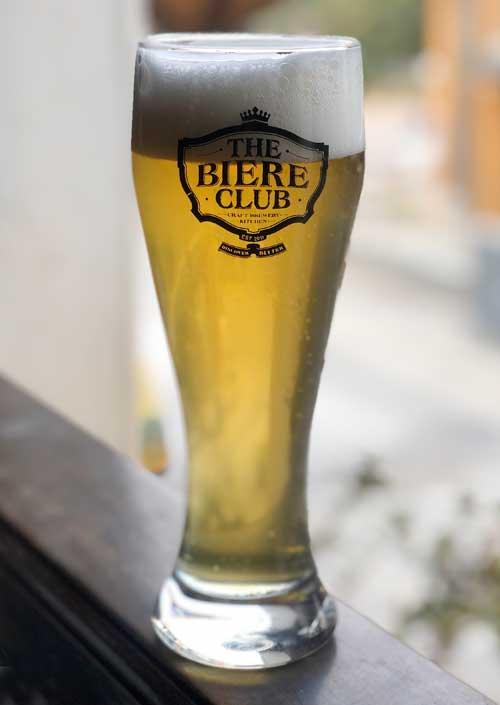 Motueka Pils - Lager at The Biere Club, Bangalore