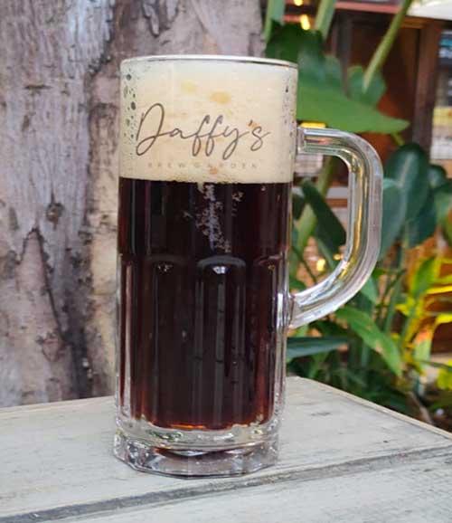 Praha Tmavé Pivo at Daffy's Brewgarden