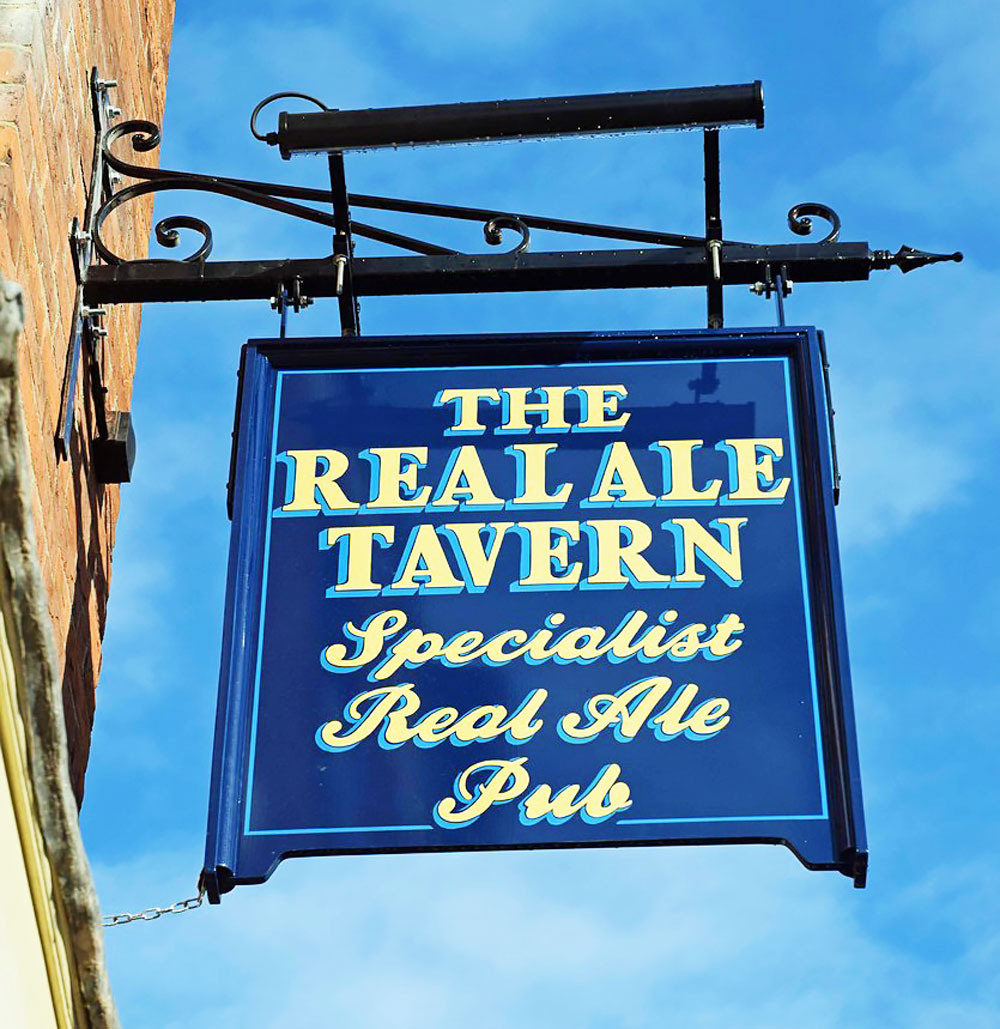 What is Real Ale?